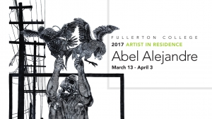 Abel Alejandre: Committed to the Line