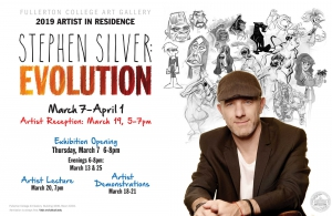 Stephen Silver: Evolution